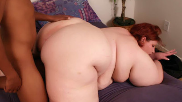 Fats Duff Bbw Does Interracial