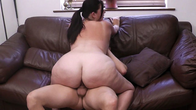 Useless Bbw Hotty Picked Up And Drilled