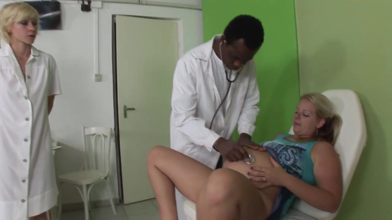 Preggie Tart Seduced Through Physician