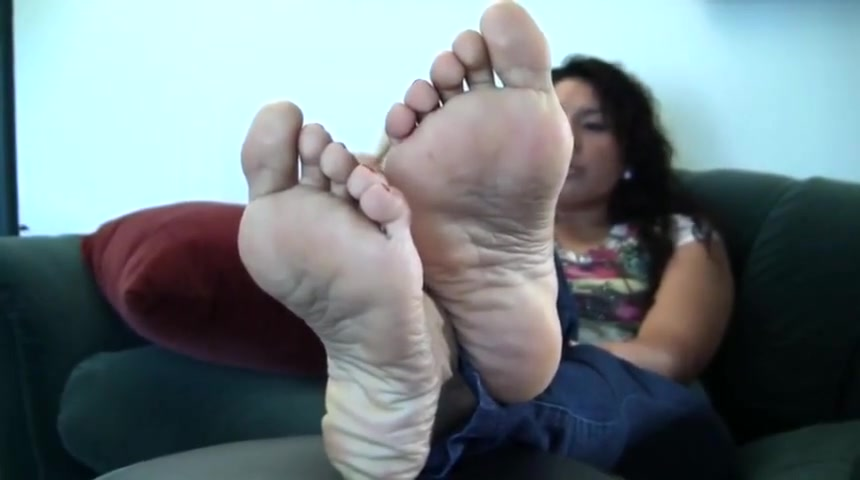 Foot Worship Six
