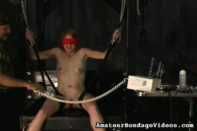 Kinky Danielle Disciplined