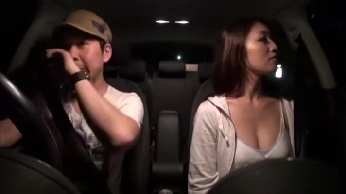 Nasty Asian Style Reiko Kobayakawa In Unique Outside, Automobile Jav Sequence