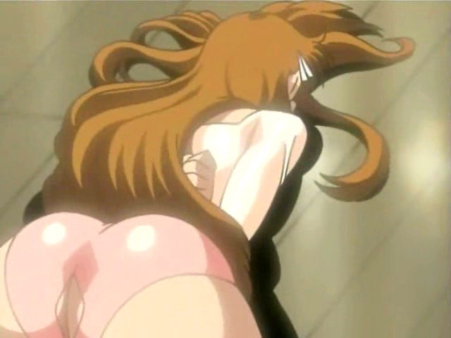 Brown-haired Anime Porn Honey Will Get Her Kitty Screwed Frantically