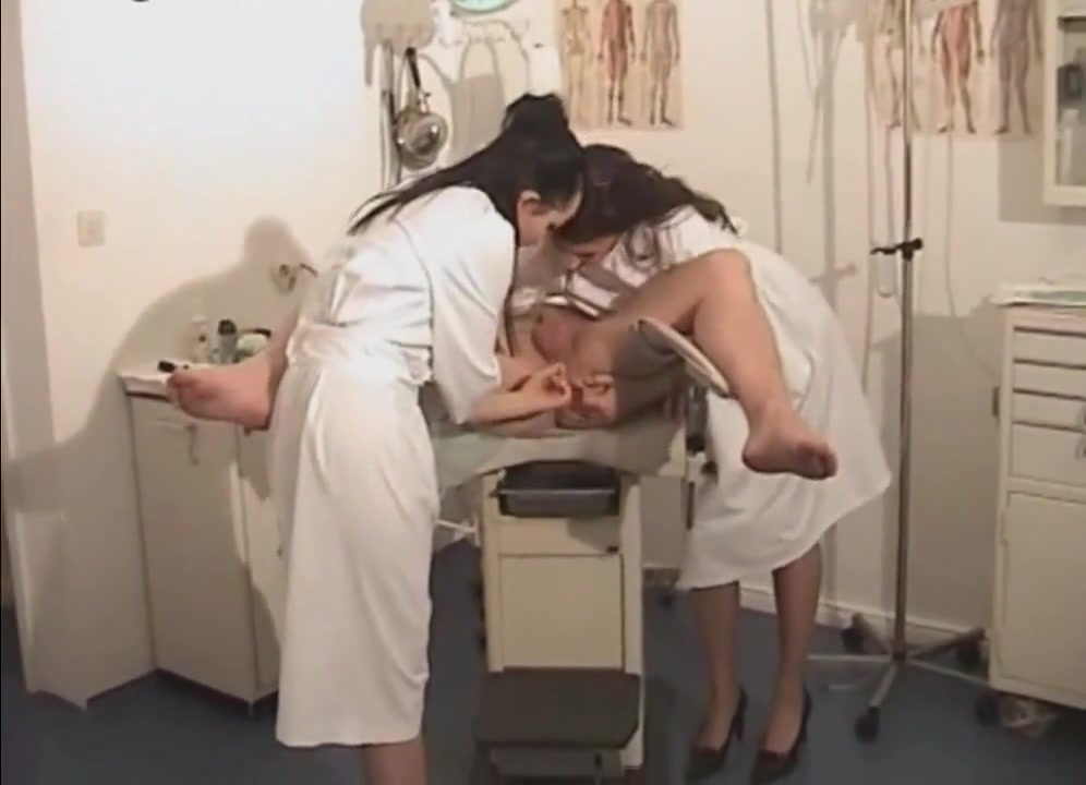 2 Nurses And Their Affected Person
