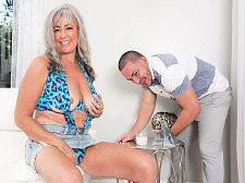 Highly Youthful Man Sausage For Silva Foxx