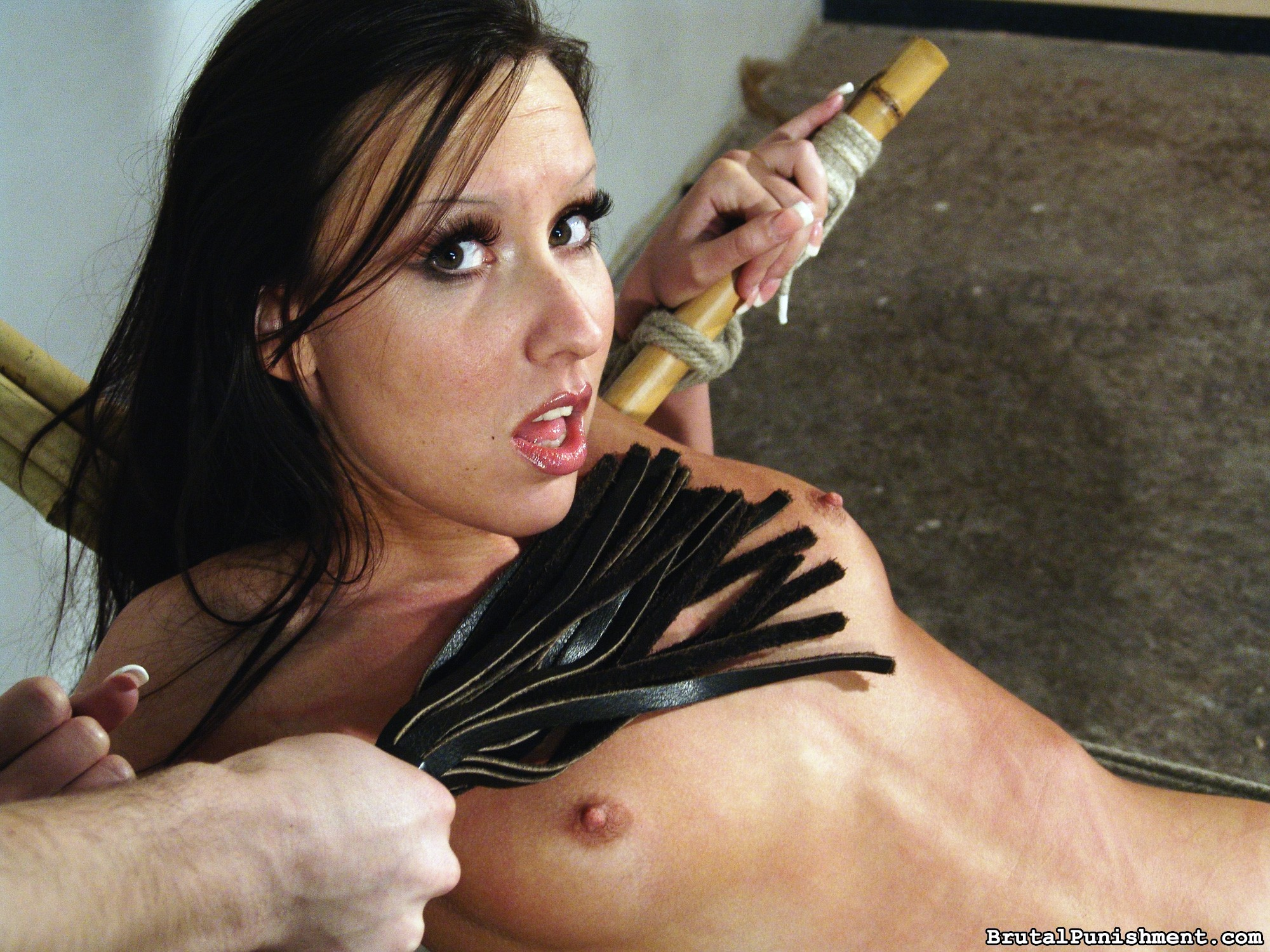 Crazy Agony Fuckslut Nicole Suffers Every Other Restrain Bondage Consultation