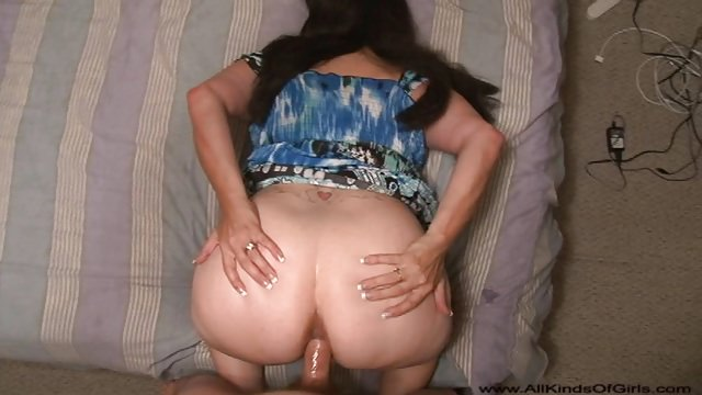 Immense Orb Ass Fucking Latina Mom