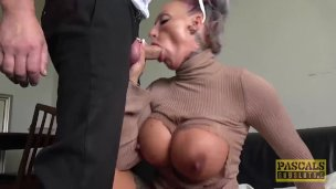 Pascalssubsluts – Chesty Uk Brooke Jameson Raunchy Drilled Via Pascal