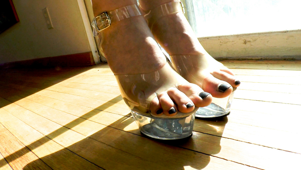 Buttman's Obsession: Lovely Soles